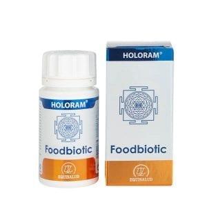 HoloRam Foodbiotic 60 cápsulas