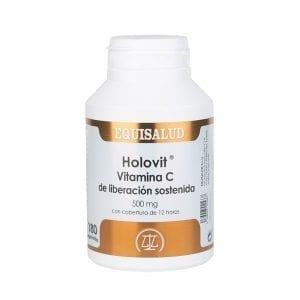 Holovit Vitamina C de liberación sostenida 180 comprimidos