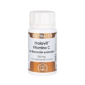 Holovit Vitamina C de liberación sostenida 50 comprimidos