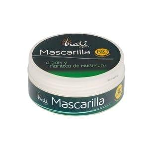 Mascarilla con Argán y Murumuru BIO 150 ml de Irati