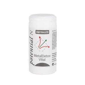Micronutrición MetalDetoxVital