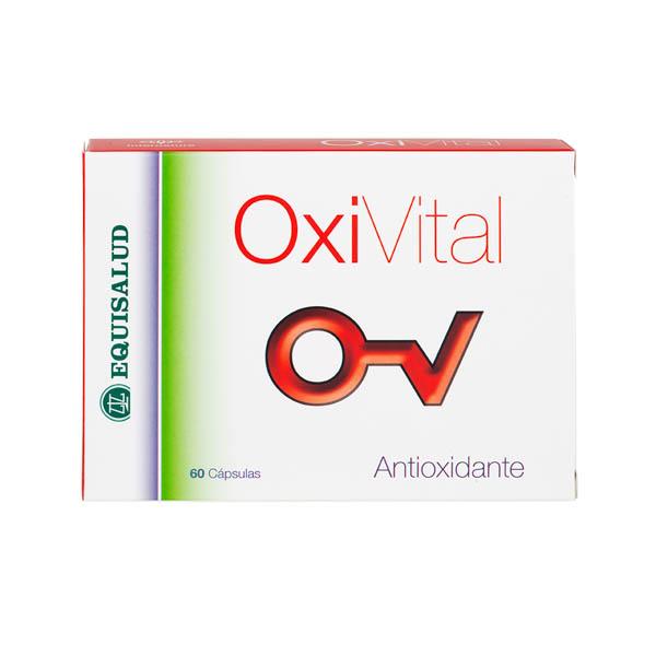 Internature OxiVital 60 cápsulas
