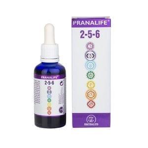 Pranalife 2-5-6 regulación metabó