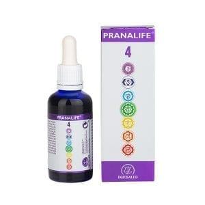 Pranalife 4 armonización de la función cardiovascular e inmune