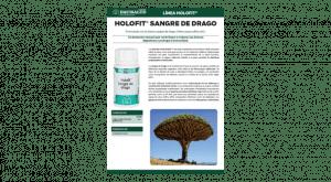 Ficha técnica Holofit Sangre de drago