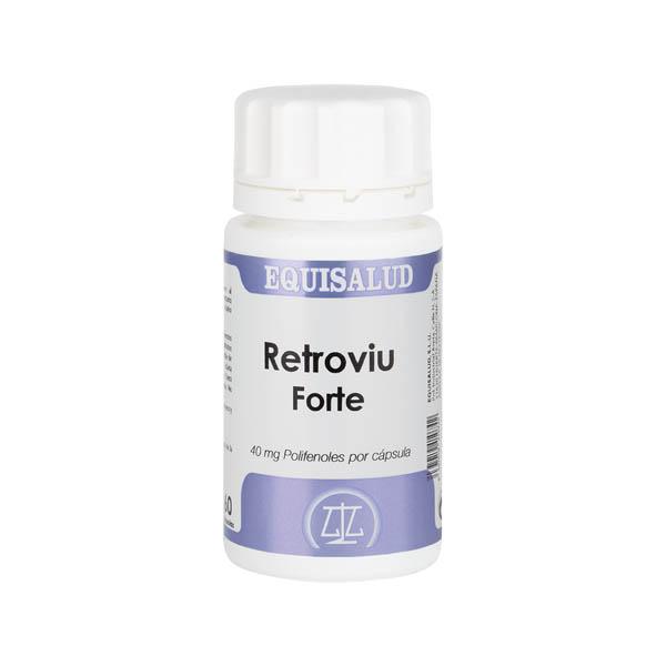 Internature Retroviu Forte 60 cápsulas