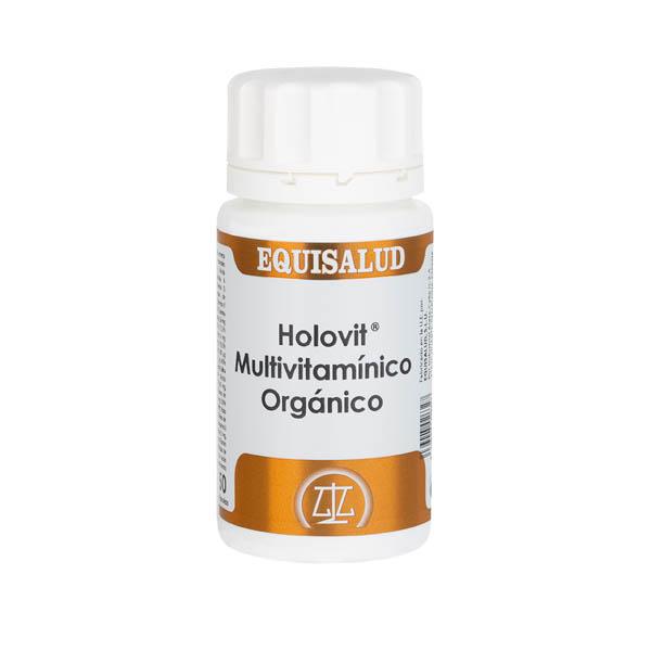 Holovit Multivitamínico Orgánico 50 cápsulas