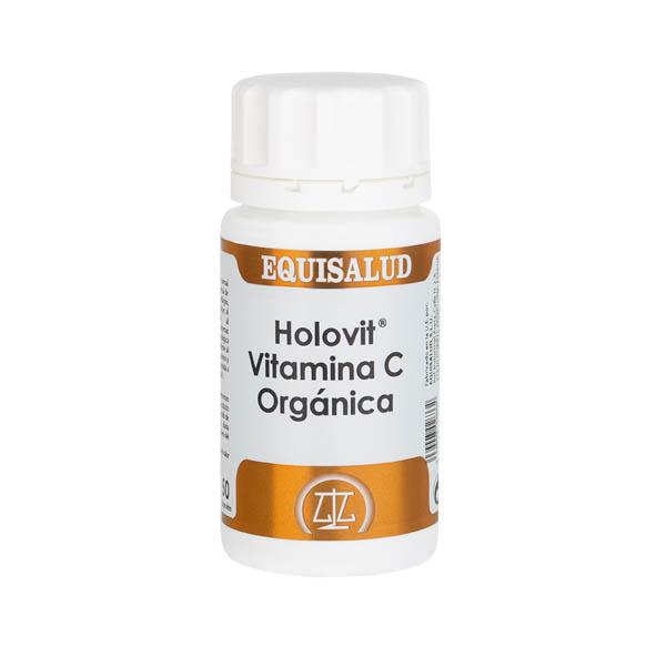Holovit Vitamina C Orgánica 50 cápsulas