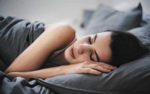 Duerme correctamente